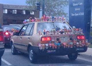 Is It Illegal To Put Stuff On People S Cars