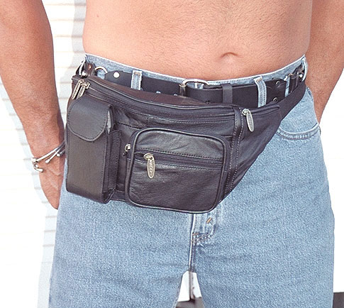 Last Chance to Celebrate International Fanny Pack Week
