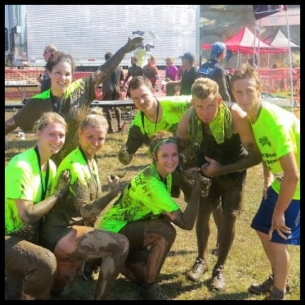 Warrior Dash - After
