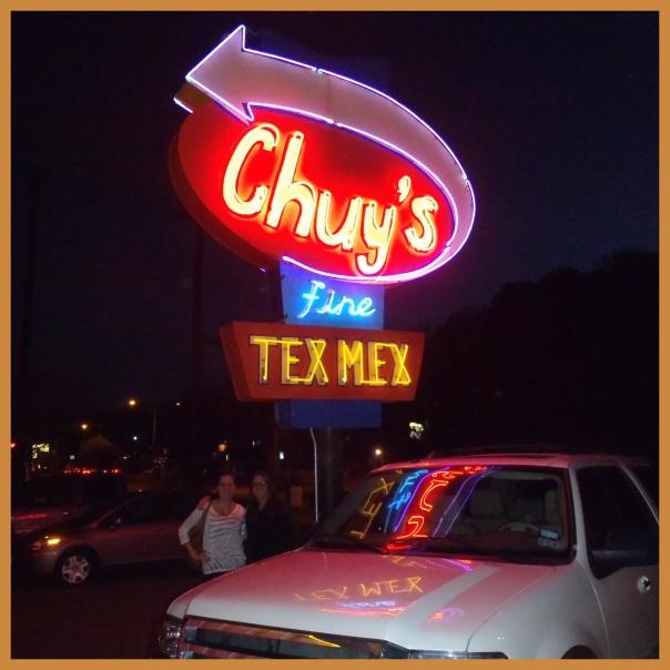 Chuy's Tex  Mex!