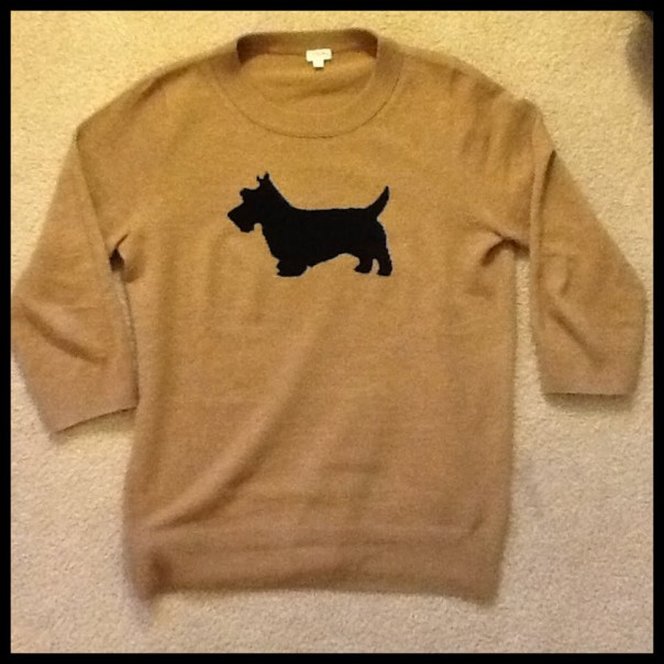 Scottie Sweater