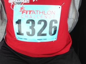 my race bib