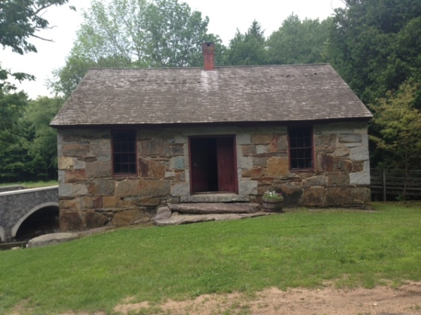 grist mill home