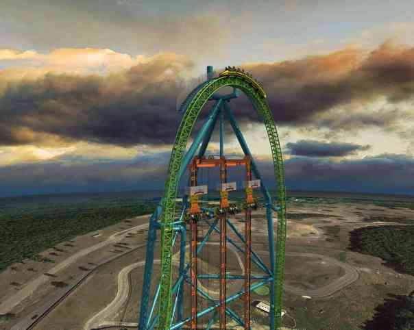 Zumanjaro Drop of Doom